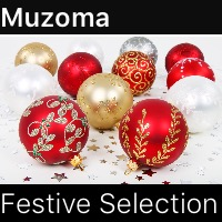Muzoma - Festive selection box