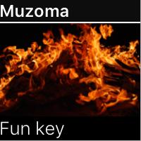 Muzoma - Fun key